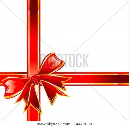 Vector Gift box decoration