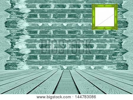old brick wall with cement wall texture Background patterns