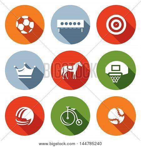 Soccer Ball, Biathlon Target, Archery Target, Crown, Horse Basketball Ring Helmet Bicycle