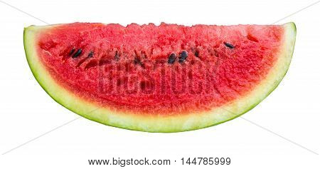 watermelon isolated white background apply design and background.