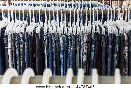 jeans denim for the design and background.
