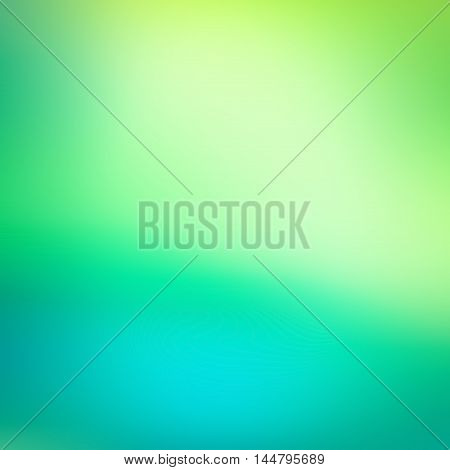 green light blurred backdrop wallpaper. green gradient abstract background