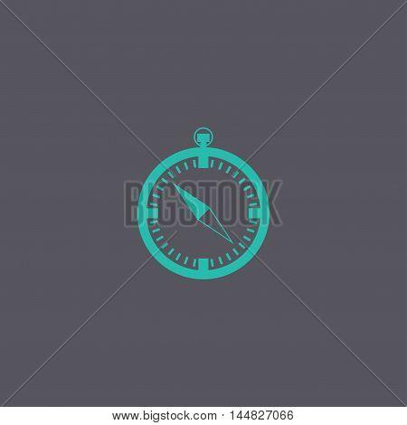 Compass Icon - Vector