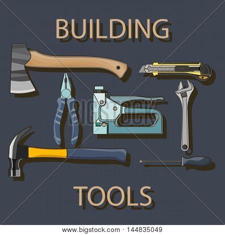 wrench, craft, engineering, vector, symbol, tools, renovation