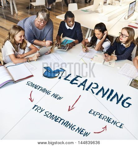 Learning Education Academics Concept