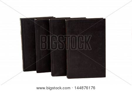 book textbook hardcover on a white background