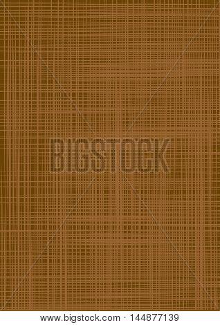 Sacking. Olivaceous backgrounds imitating fabric. Vector illustration