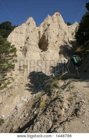 Sandcliffs, Caucasus