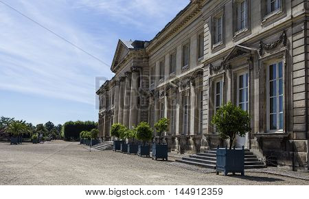 Chateau De Compiegne, Compiegne, Oise, France