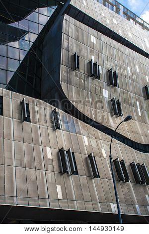 41 Cooper Square Building In New York City