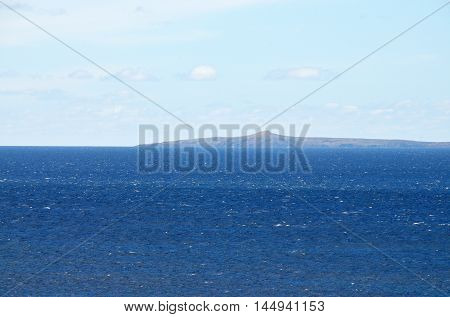Djeu, A Dry Uninhabited Islet