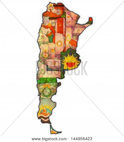 Regions Of Argentina On Map