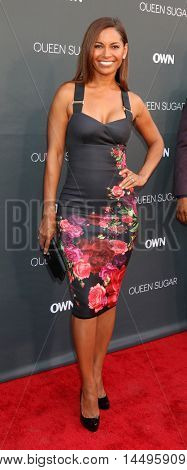 LOS ANGELES - AUG 29:  Salli Richardson-Whitfield at the Premiere Of OWN's