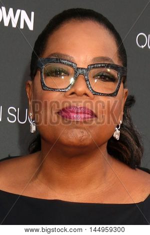 LOS ANGELES - AUG 29:  Oprah Winfrey at the Premiere Of OWN's