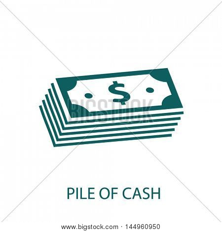 pile of cash icon