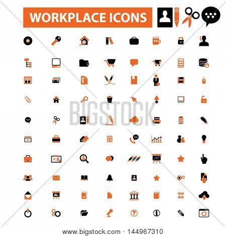 workplace icons