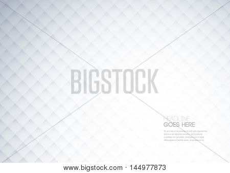 Vector of abstract geometrical pattern and background