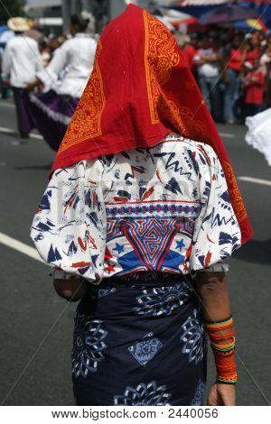 Kuna Indian Woman