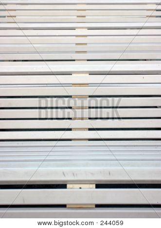 Plastic Bench Texture