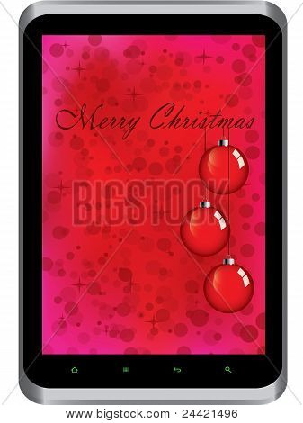 Tablet for Christmas