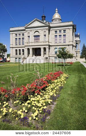 State Capitol Of Cheyenne