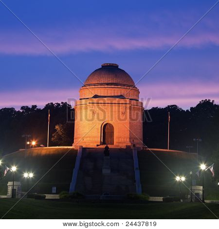 President William Mckinley National Memorial