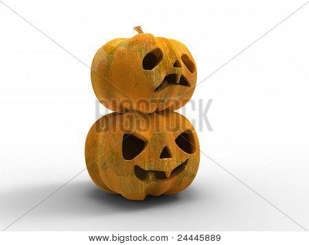 Pumpkin Sisters