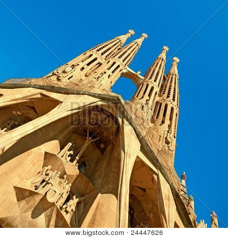 Sagrada Familia, Barcelona - Spain