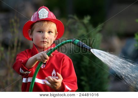 Little Fire Man