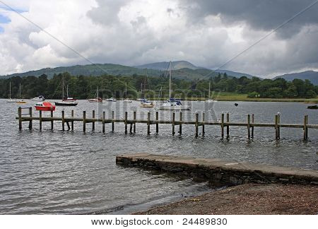 Ambleside, Lake Windermere
