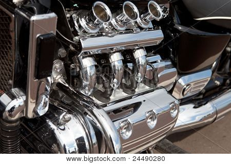 Motorcycle Engine Power