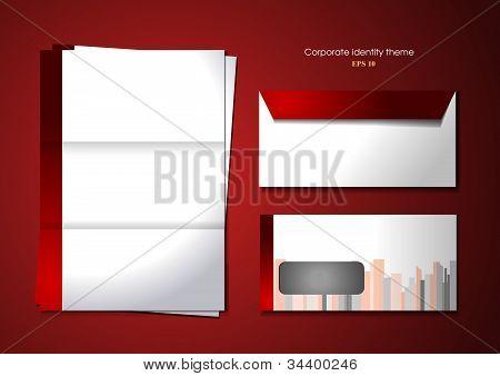 Tema de la identidad corporativa