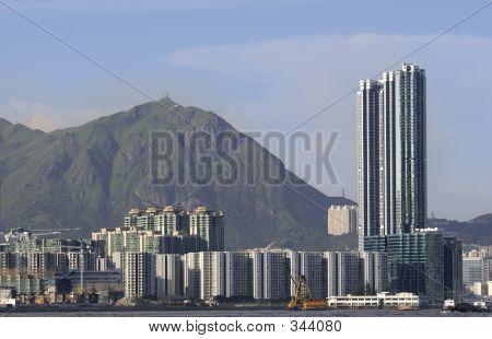 Tall In Hong Kong
