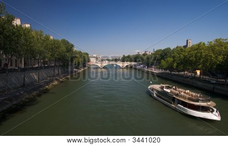 Rivercruise On The Seine