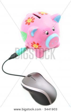 Mealheiro e um Mouse
