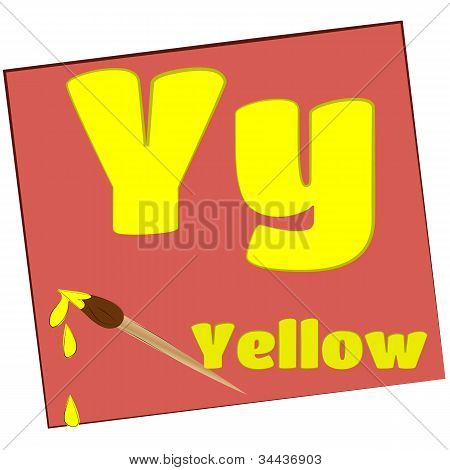 Y-yellow