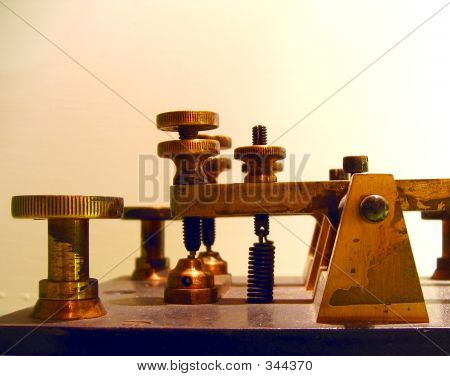 Vintage Telegraph Device