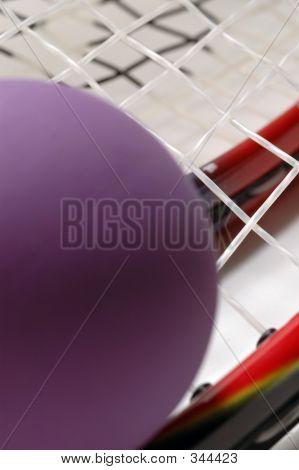 Raqueta Zball equipo 4