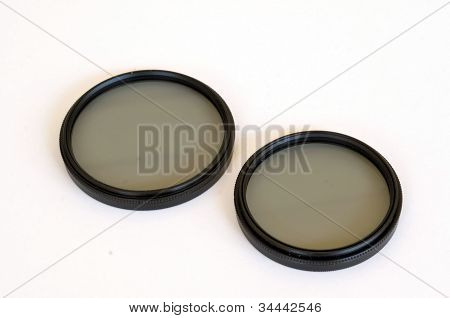 Ultra violet lens set