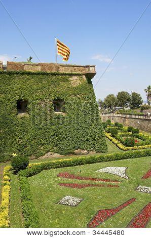 Fortaleza de Barcelona Castell de Montjuic