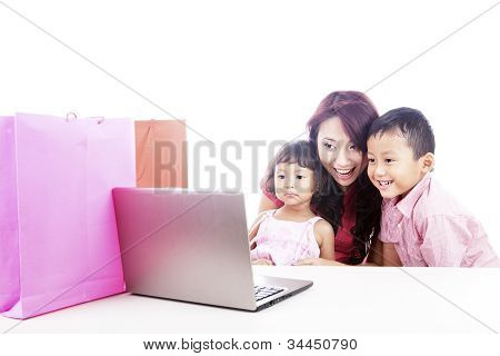 Family Online Shopping