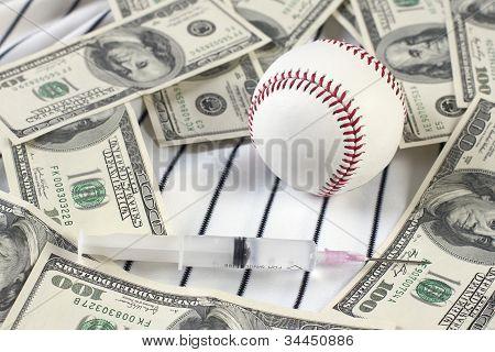 Baseball, Money, And Drugs