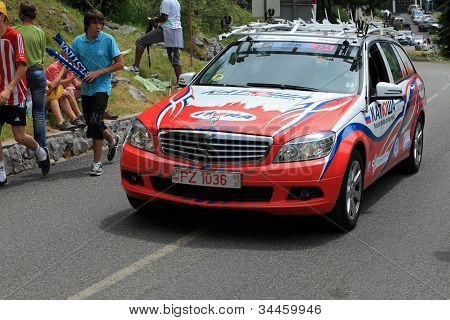 Katusha Car