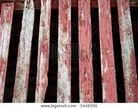 Red Barn Slats