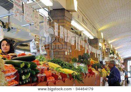 West Side Market Veggies