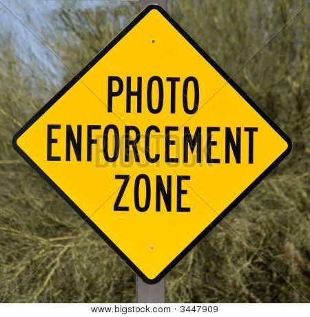 Photo Enforcement Zone