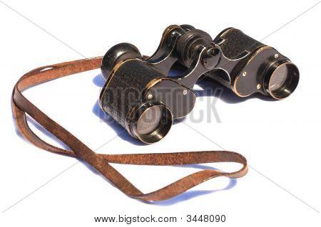 Old Black Binocular