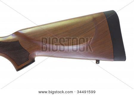 Coronha de rifle