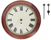 Antique Wall Clock