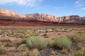 Desert landscape (Vermillion Cliffs)